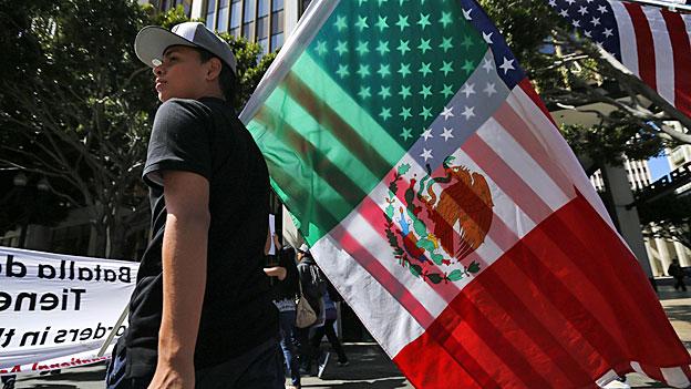 Mexiko empfängt US-Präsident Obama