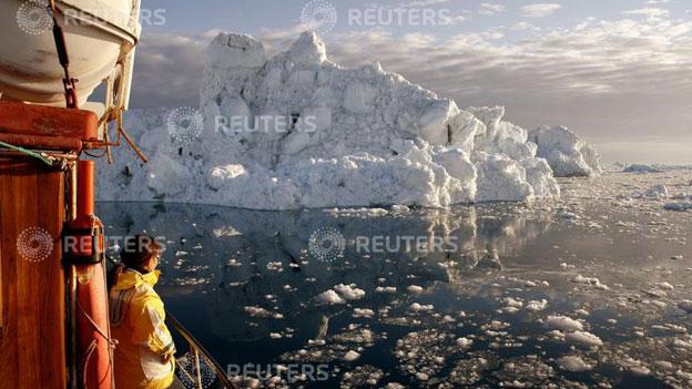 Die Arktis: das letzte Eldorado