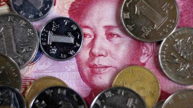 Mit dem Renminbi Kasse machen?