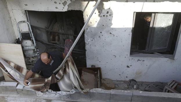 Syrien-Krieg trifft Beirut