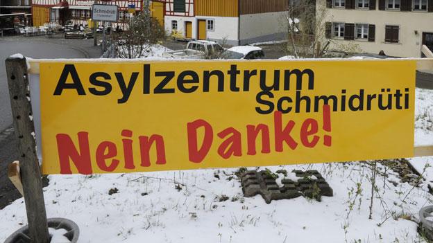 Analyse Abstimmung Asylgesetzrevision