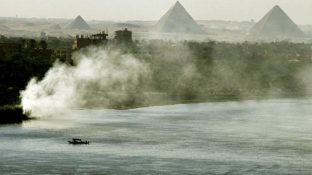 Wer darf wieviel Wasser aus dem Nil nutzen?