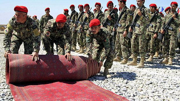 Instant-Justiz in Afghanistan