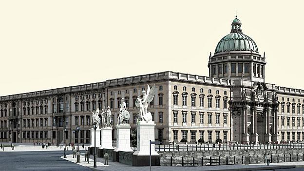 Ein Königsschloss für die deutsche Hauptstadt