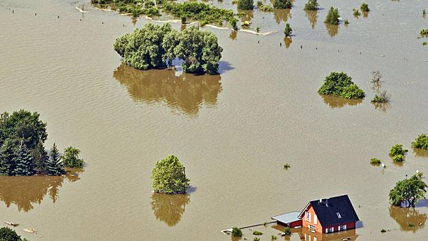 Hochwasser in Deutschland verursacht Milliardenschäden