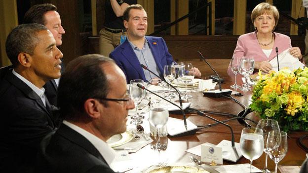 G8-Treffen: besser als ihr Ruf