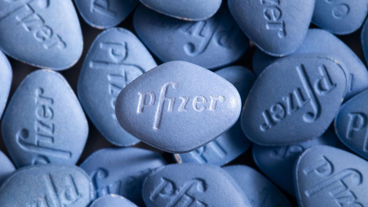Patentschutz für Viagra läuft aus