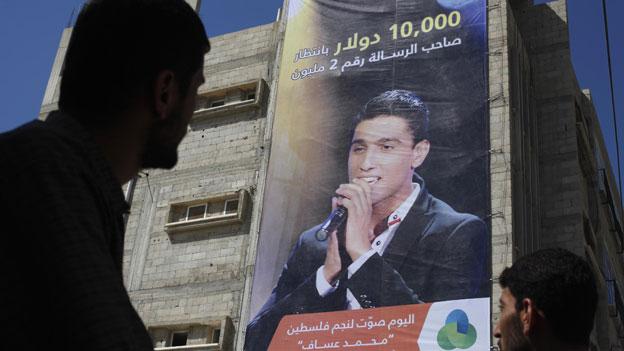 Die arabische Welt sucht den Superstar