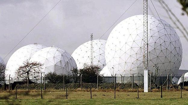 Die Sammelwut des britischen Geheimdienstes