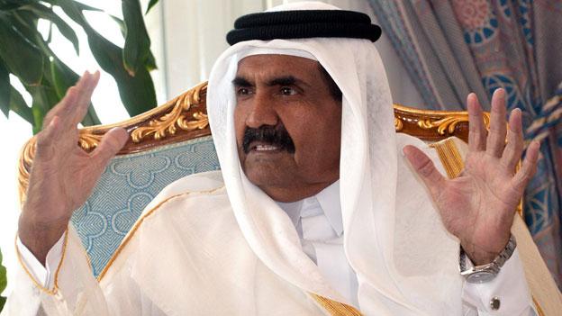 Golfstaat Katar: Emir will Macht seinem Sohn übergeben