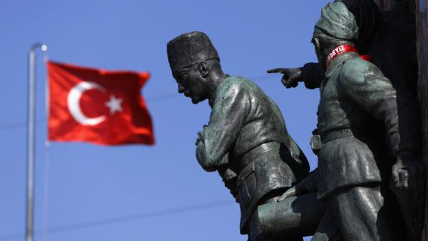 Die Risse in der türkischen Gesellschaft