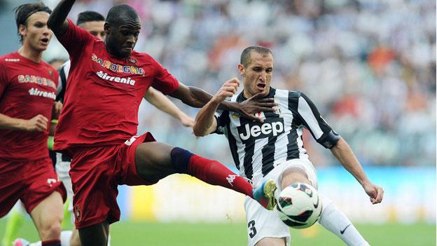 Steuerrazzia bei italienischen Fussballclubs