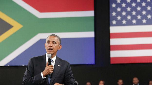 Doppelt zu spät - Obama in Afrika