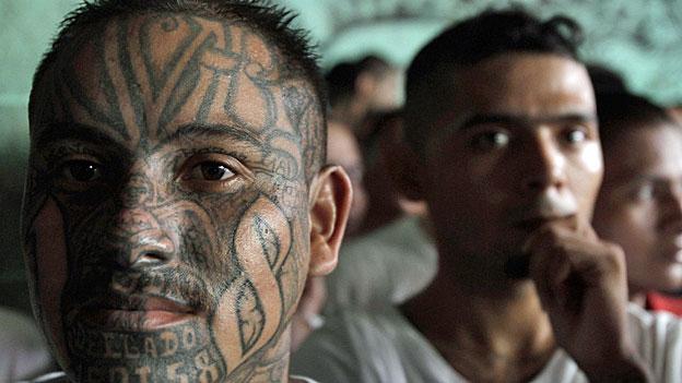 El Salvador: Jeden Tag sieben Tote weniger