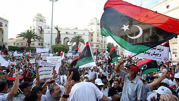 Prekäre Sicherheitslage in Libyen