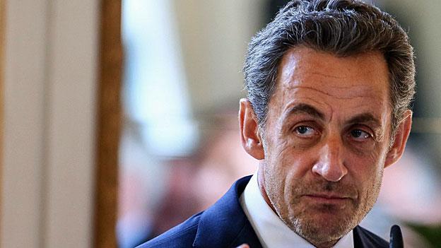 Nicolas Sarkozys kurze Rückkehr auf die politische Bühne