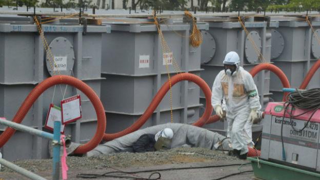 Fukushima: Strahlung im Wasser steigt stark an