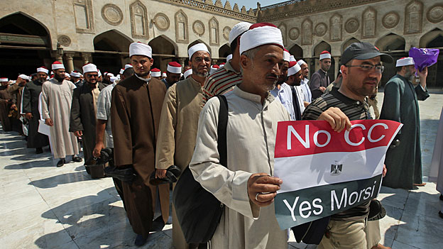 Ägypten: Alle gegen die Muslimbruderschaft