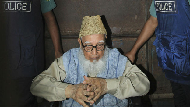 Bangladesch: Proteste von allen Seiten gegen Ghulam Azam-Urteil