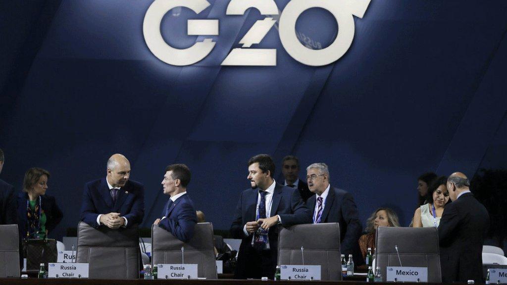 G20 wollen löchriges Steuersystem stopfen