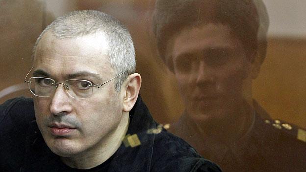 Michail Chodorkowski erhält von Strassburg teilweise Recht