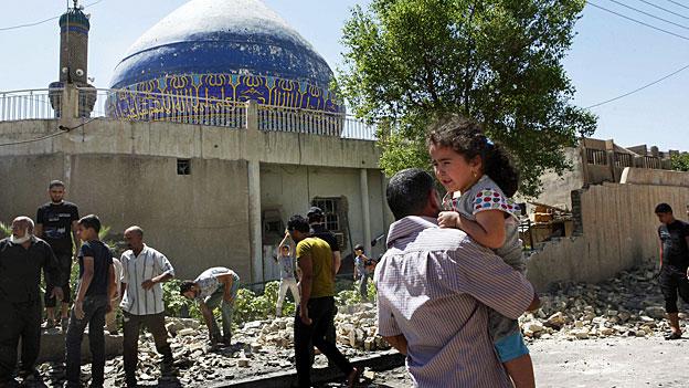 Bombenterror in Irak