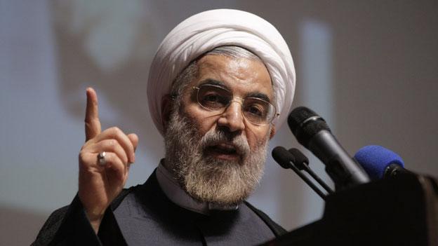 Iran: Neuanfang mit Hoffnungsträger Hassan Rohani?