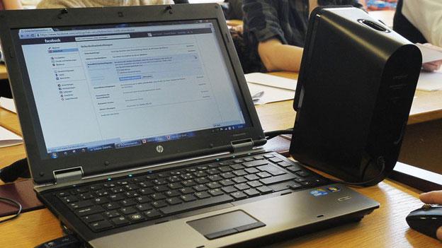 Zuhause am Computer studieren statt im Hörsaal sitzen