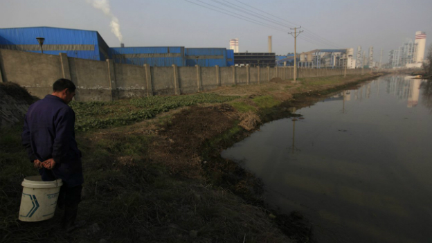 China: Arsen im Trinkwasser