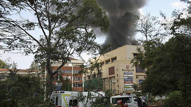 Nairobi im Ausnahmezustand