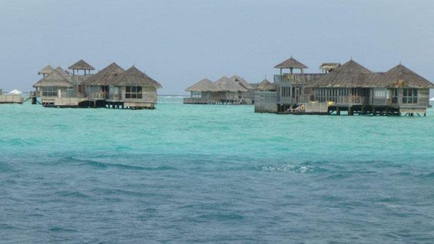 Keine paradiesischen Zustände auf den Malediven