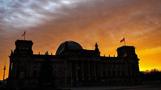 Grosse Koalition in Deutschland ist beschlossen