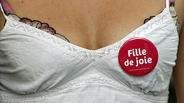 Prostitutionsverbot nach schwedischem Vorbild