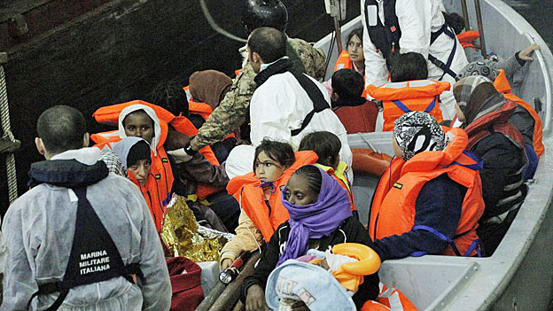 Eurosur: Abschottung Europas oder Schutz für Flüchtlinge?