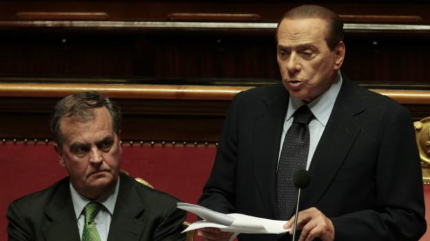 Wahlgesetz aus Ära Berlusconi verfassungswidrig