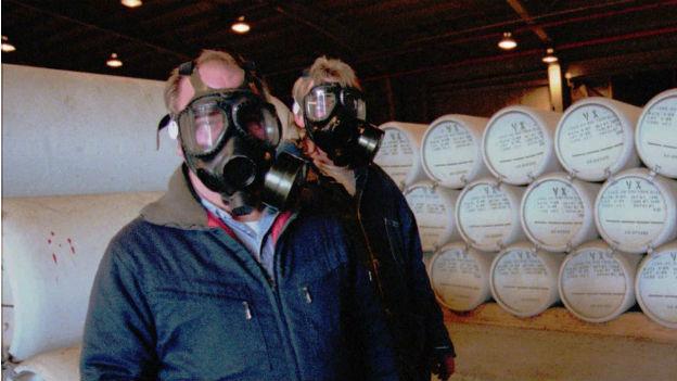 Chemiewaffen in Syrien: «Die OPCW hat bereits sehr viel erreicht»