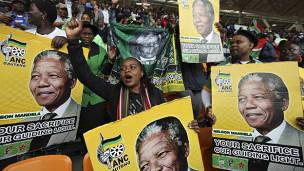 Audio ««Viva Tata Madiba!» - Abschied von Nelson Mandela» abspielen.
