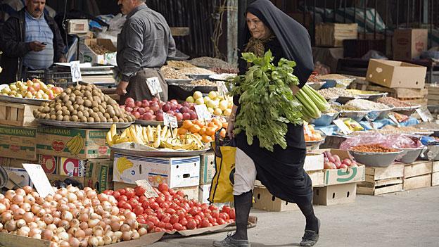 Irans Bevölkerung hofft auf Neuanfang
