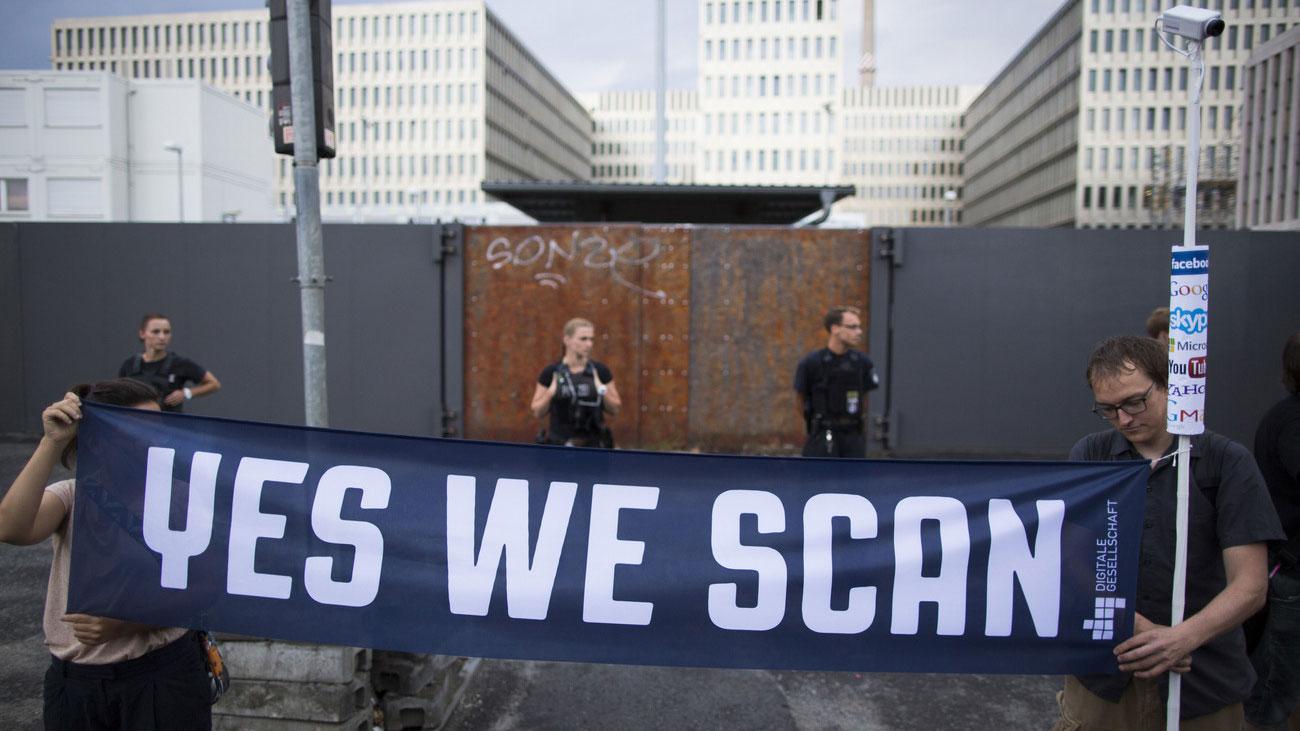 Schweizer NGO im Visier der NSA