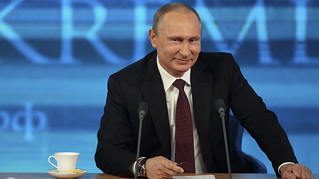 Wladimir Putin - Taktieren im Hinblick auf Sotschi?