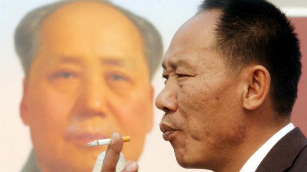 Chinas Aktionsplan gegen Raucher