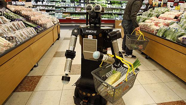 USA: Roboter lassen Jobs verschwinden