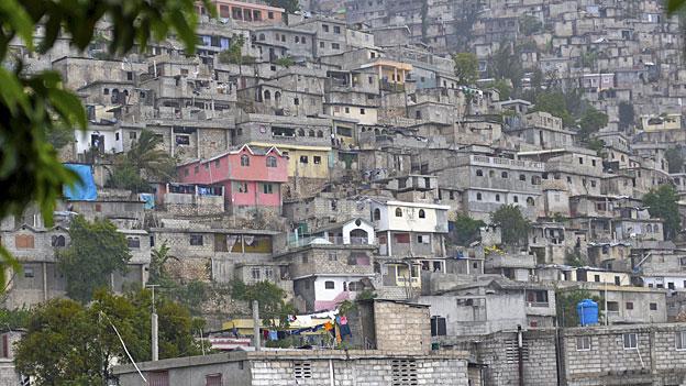 Haiti: Der Schutt ist weg, die Not bleibt