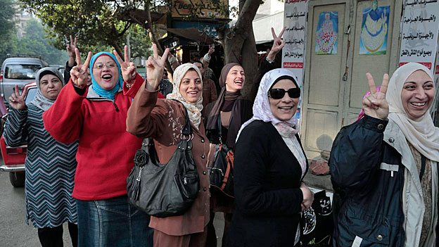Ägypten: Mehr Privilegien für die Armee
