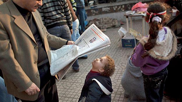 Ägypten geht gegen JournalistInnen vor