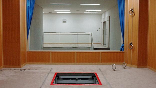 Japan, die Schweiz und die Todesstrafe