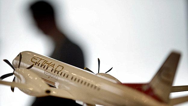 Etihad Airways hegt Pläne für Einstieg bei Alitalia