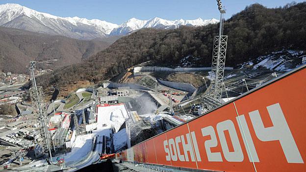 Olympische Winterspiele hinterlassen tiefe Wunden