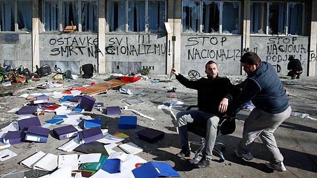 Keine Zukunft in Tuzla