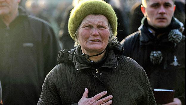 Die Ukraine und der politische Neuanfang